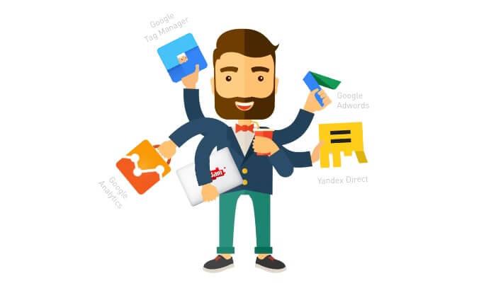 Как проходит рабочий день специалиста, который настраивает рекламу в Google и Яндекс?